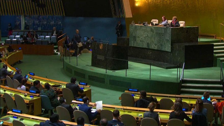 Filistin'e BM'de 2019 yılında tam üye gibi hareket etme hakkı tanındı