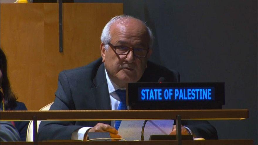"""الأمم المتحدة تمنح فلسطين صلاحيات """"رئاسية"""""""