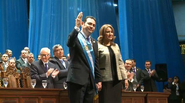 El presidente de Guatemala, Jimmy Morales, conserva su inmunidad