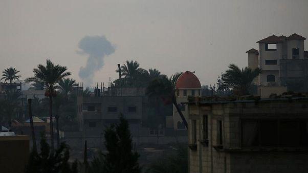 Израиль сообщает о ракетных ударах со стороны сектора Газа