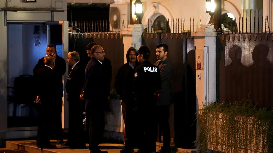 "Turkey to report findings on Khashoggi enquiry ""within a matter of days"""