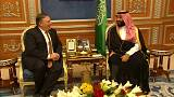 US-Außenminister vermittelt im Fall Khashoggi
