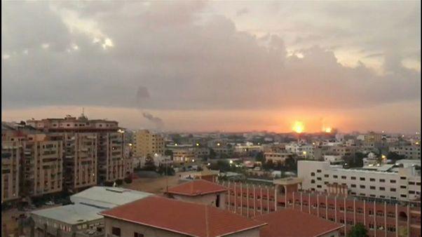 Palesztin rakéta csapódott be Izrael déli részén