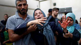 Reaktion auf Rakete: Israel fliegt Luftangriffe in Gaza