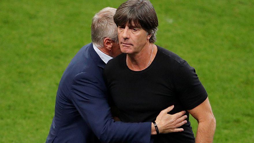 """France-Allemagne : Löw regrette un pénalty """"injuste"""""""