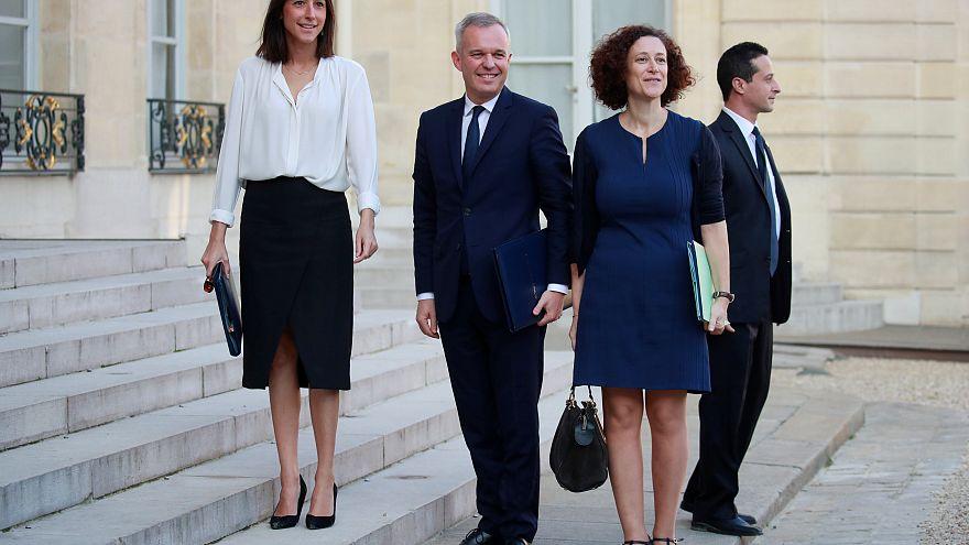 Polémica en Francia por el pasado en Danone de la nueva ministra para la Transición Ecológica
