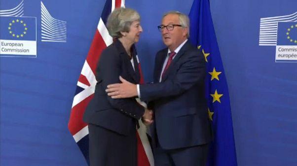 Σύνοδος Κορυφής: Με μειωμένες προσδοκίες οι Ευρωπαίοι ηγέτες για το Brexit