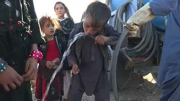 Pusztító szárazság Afganisztánban