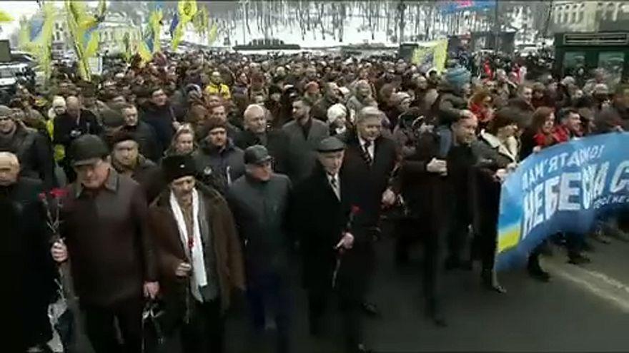 Cimeira UE-Ucrânia em Bruxelas
