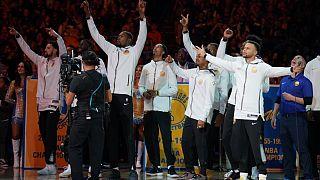 Uykusuz geceler başladı: NBA'de son şampiyon Warriors ve Celtics sezonu galibiyetle açtı