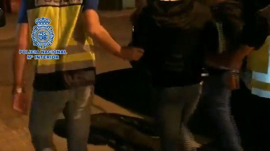 Se entrega el Castaña, el narco más buscado de España que apareció en un vídeo de reguetón
