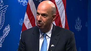 Relações EUA-UE atravessam momento 'baixo'