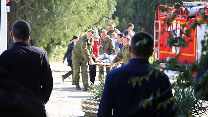 Crimea: bomba esplode in un'università, almeno 18 morti