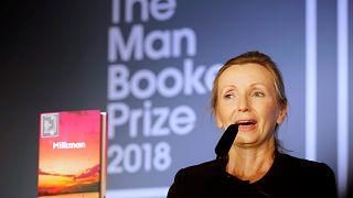 Η Άννα Μπερνς κέρδισε το βραβείο Man Booker
