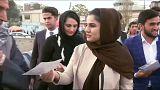 انتخابات پارلمانی افغانستان؛ رقابت ۴۱۷ زن برای ورود به خانۀ قانون