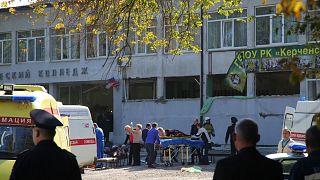 Egy diák gyilkolt a krími iskolában