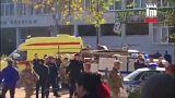 انفجار در یک آموزشگاه در شبه جزیره کریمه ۱۹ کشته بر جا گذاشت