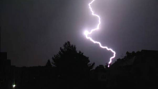 What's it like to be struck by lightning? | NBC Left Field