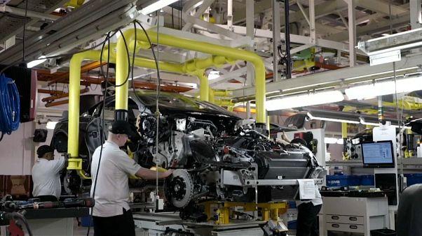 Los fabricantes de automóviles alertan contra el brexit