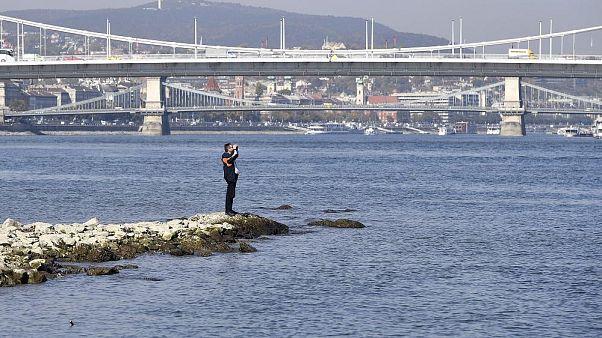 Tuna Nehri su seviyesinde rekor düşüş: 49 santimetre