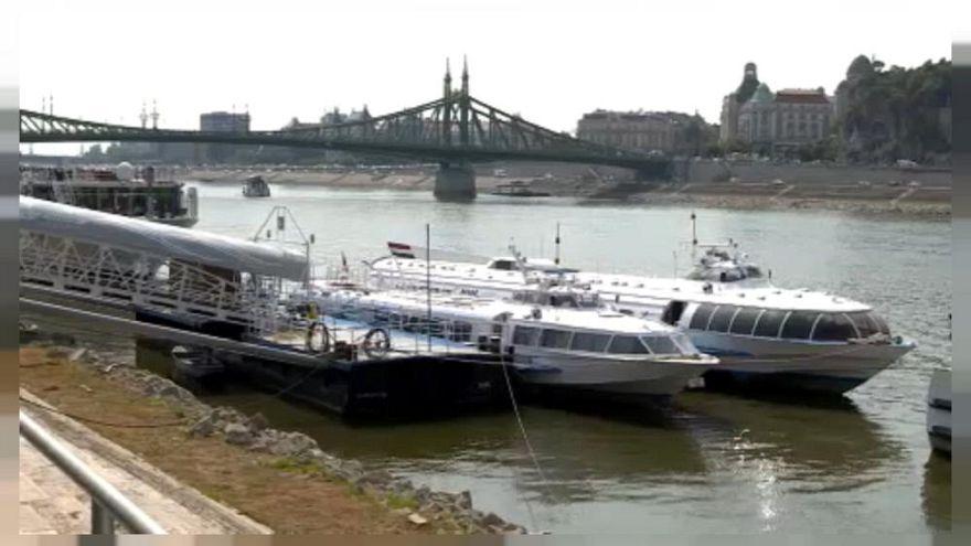 Rekord alacsony a Duna