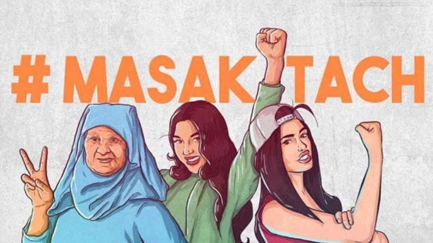 #MeToo wird zu #Masaktach: Frauen in Marokko gegen sexuelle Gewalt