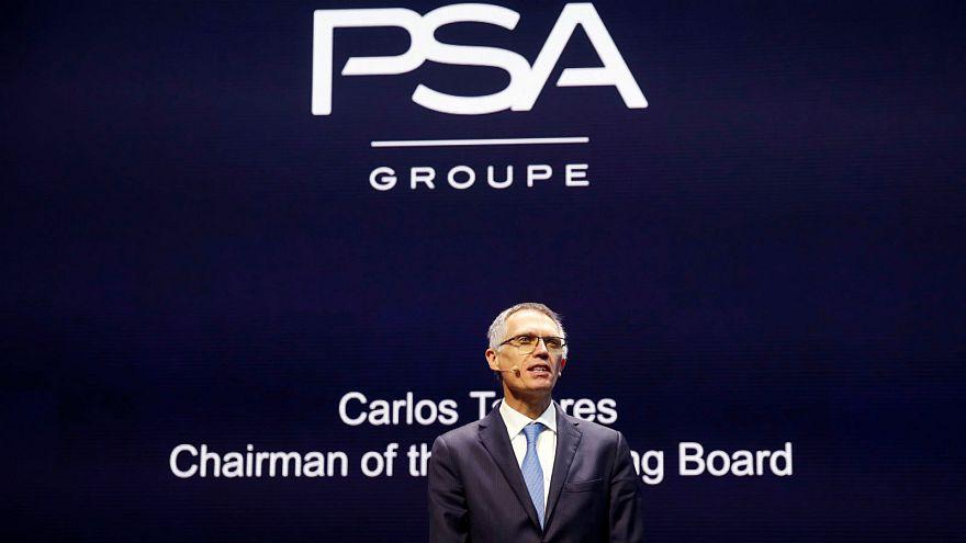 PSA double VW et devient le premier constructeur européen