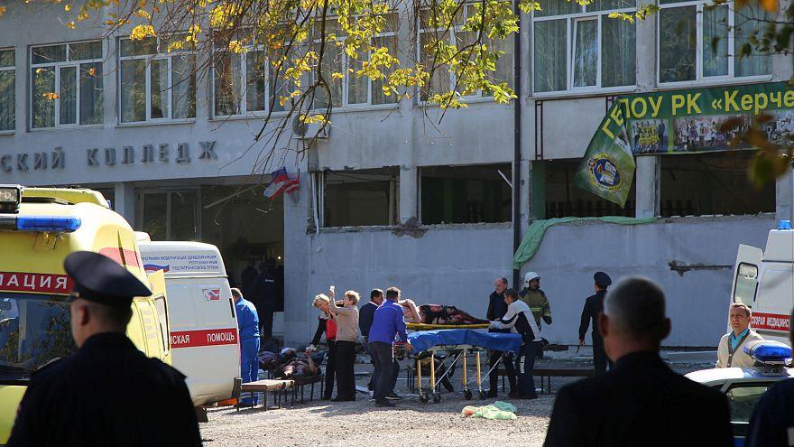 Krím: nem terrortámadás, hanem iskolai lövöldözés