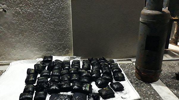 Κατασχέθηκαν 52 κιλά μαριχουάνας από πλοίο στον Πειραιά
