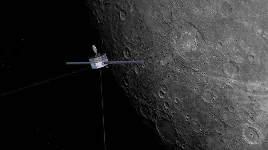 BepiColombo à procura dos mistérios de Mercúrio