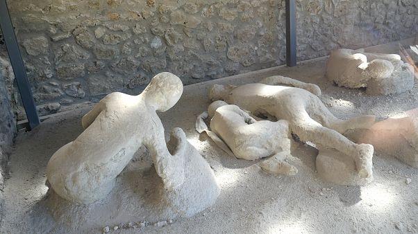 Antik Roma kenti Pompeii'nin tarihini değiştirecek yeni keşif