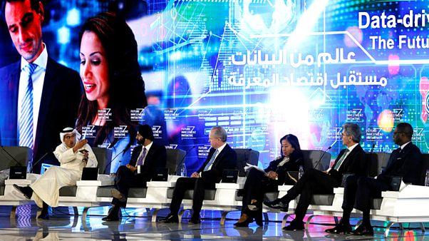 Kaşıkçı tepkisi: Dünya devleri birer birer Riyad'daki konferanstan çekiliyor