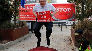 Brexit: '30 minutes is a long time in politics so anything can happen'