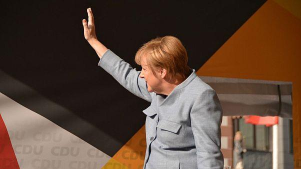 آنگلا مرکل - صدر اعظم آلمان