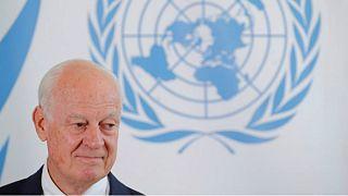 سوریه؛ آخرین فرصت برای دی میتسورا جهت تشکیل کمیته تدوین قانون اساسی