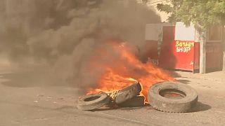 """مظاهرات عنيفة في هايتي للمطالبة بالتحقيق في تهريب أموال مشروع """"بترو كاريبي"""""""