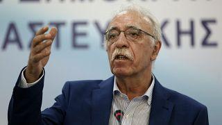 Στη Χίο ο Δημήτρης Βίτσας - Τεταμένη συνεδρίαση του ΔΣ