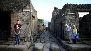 Помпеи: конец света перенесли