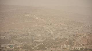 """Türkiye Suriye'den gelen """"toz taşınımı""""nın etkisinde"""