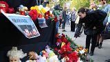 Tuerie de Kertch : enquête et hommages