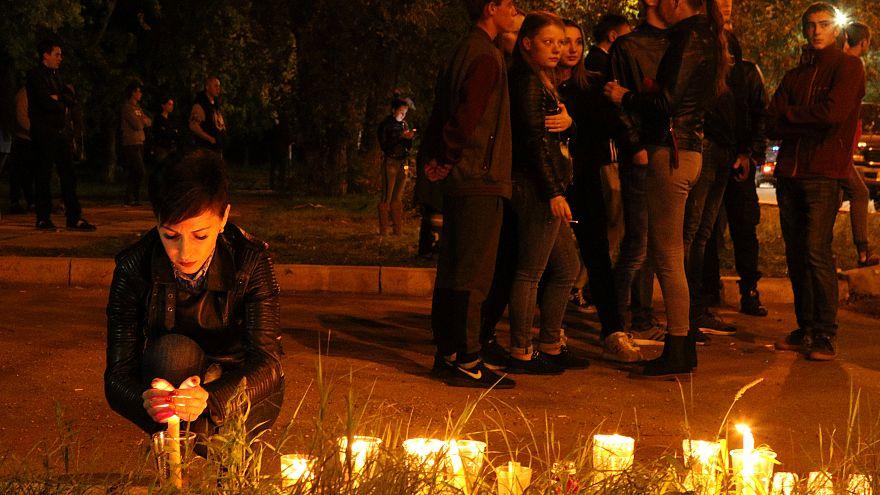 En Crimée, Kertch pleure ses morts