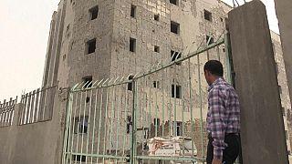 Un an après, l'hôpital de Raqa toujours en ruines