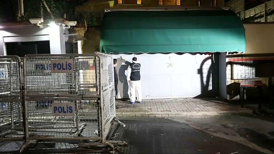 Khashoggi: casa do cônsul saudita revistada