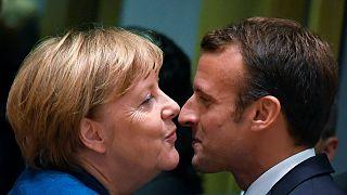 Merkel-Macron: Gemeinsamer Kurs in der Asylpolitik und Einigung auf EU-Budget