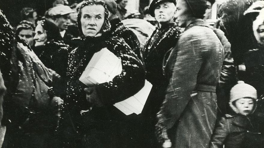 زن پناهچوی نروژی