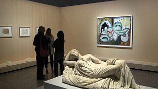 Picasso und die Antike im Palazzo Reale