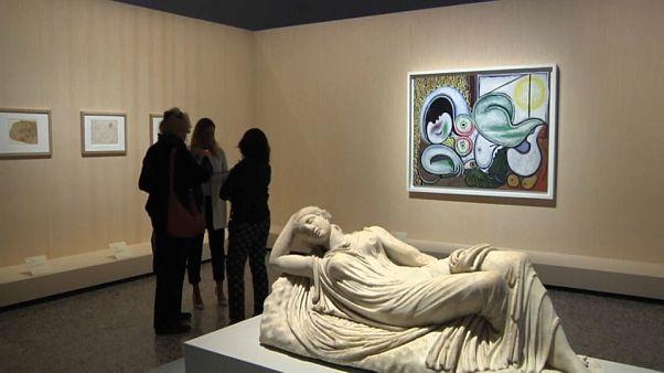 La exposición 'Picasso Metamorphosis' abre sus puertas en Milán