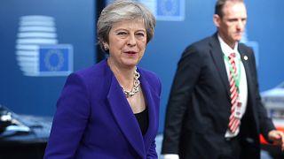 """May schließt längere """"Brexit""""-Übergangsphase nicht aus"""