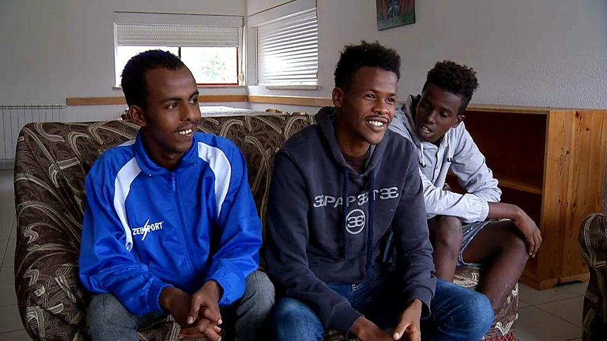 Aquarius-Flüchtlinge: Neue Heimat Portugal