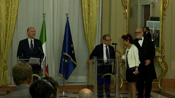 Streit um Italiens Haushaltsplan: Brandbrief aus Brüssel
